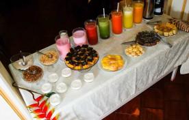 Café da Manhã em Brotas – Mirágua Refúgios