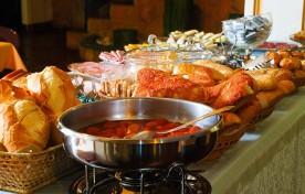 Café da Manhã – Pousada Mirágua Refúgios