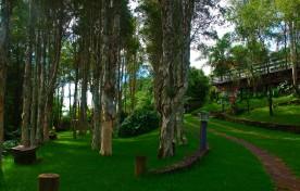 Área verde – Mirágua Refúgios