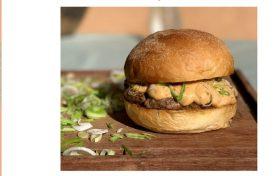 Da Roça – Burger palmito cremoso
